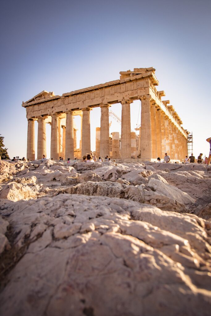 Athenas city