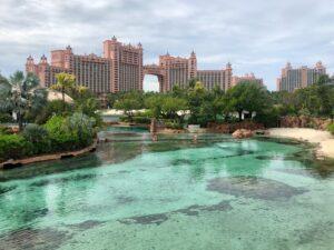 Nassau hotel view